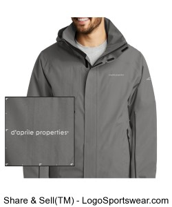 Eddie Bauer® Mens WeatherEdge® Plus Insulated Jacket Design Zoom