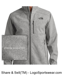 Apex Barrier Soft Shell Mens Jacket by The North Face® Design Zoom