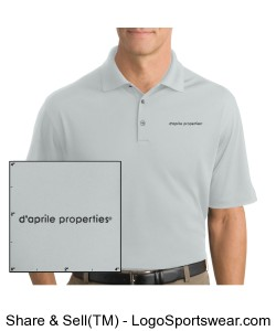NIKE GOLF - Mens Dri-FIT Micro Pique Sport Shirt Design Zoom